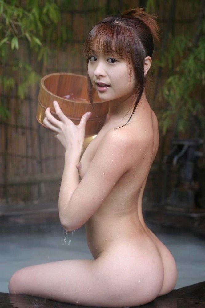 三次元 3次元 エロ画像 温泉 おっぱい ヌード べっぴん娘通信 17