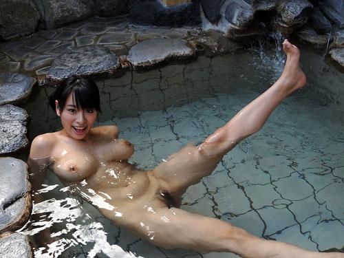 三次元 3次元 エロ画像 温泉 おっぱい ヌード べっぴん娘通信 21