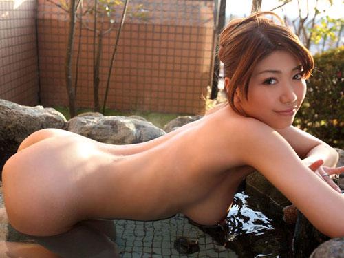 三次元 3次元 エロ画像 温泉 おっぱい ヌード べっぴん娘通信 23