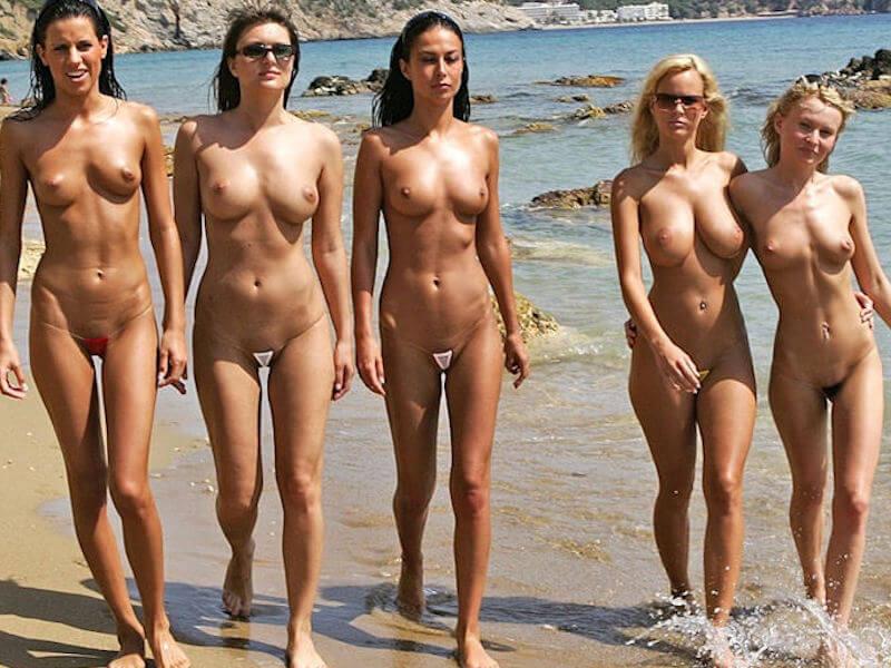 三次元 3次元 エロ画像 外国人 ヌード 複数 べっぴん娘通信 10