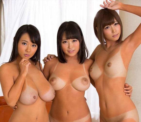 三次元 3次元 エロ画像 複数女性 ヌード おっぱい べっぴん娘通信 13
