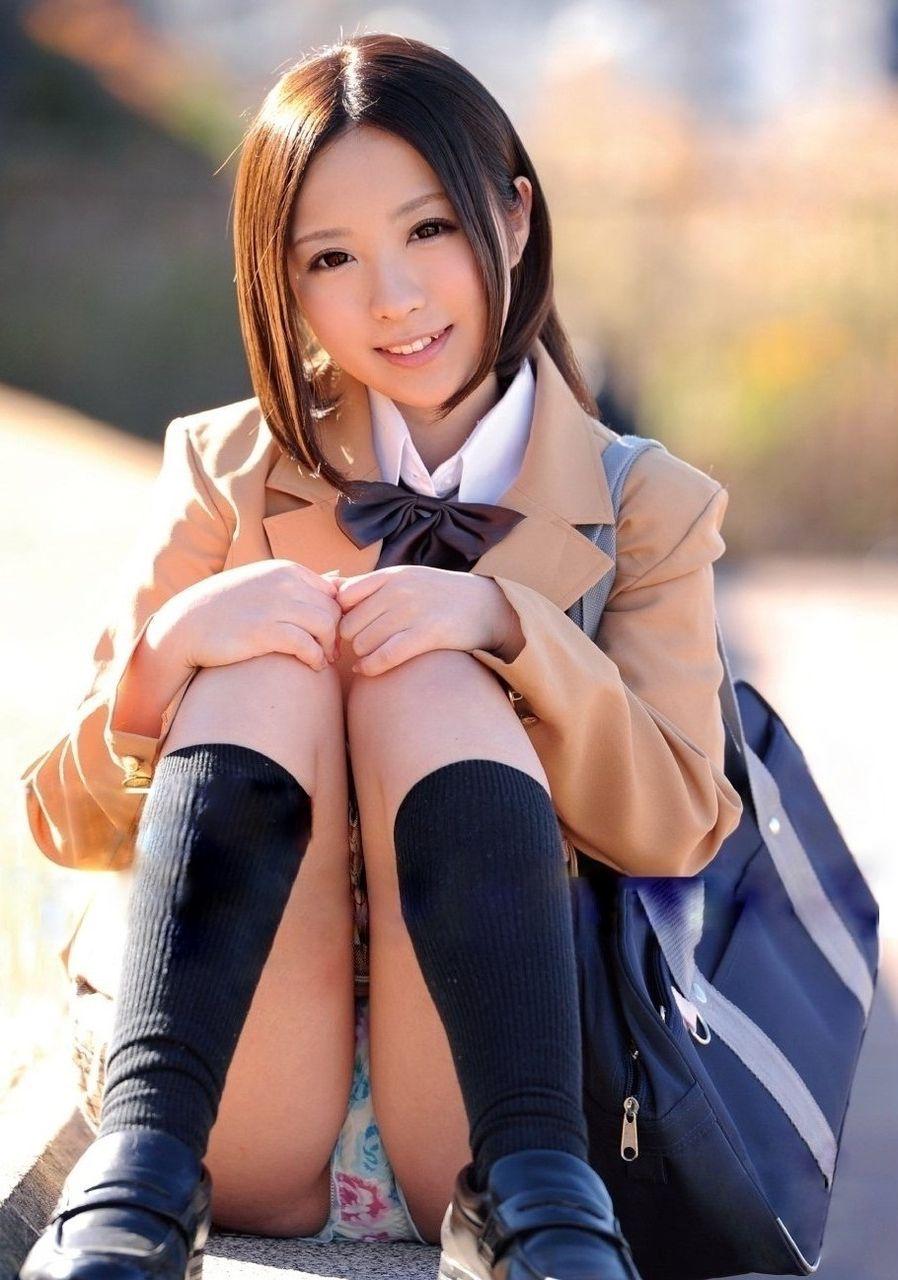 三次元 3次元 エロ画像 パンチラ 女子校生 JK べっぴん娘通信 01