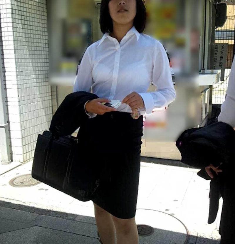 三次元 3次元 エロ画像 透けブラ 街撮り 素人 べっぴん娘通信 05