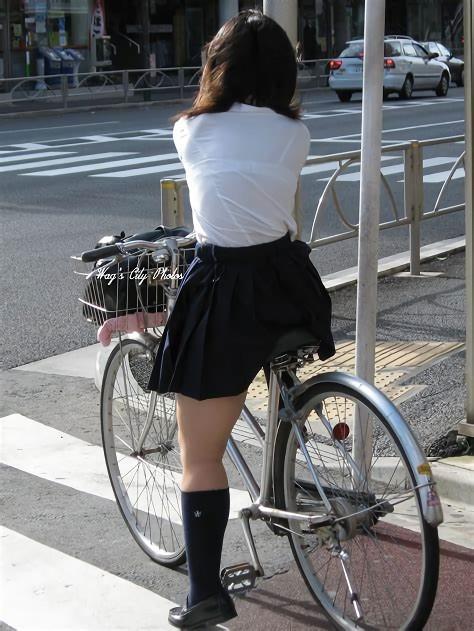 三次元 3次元 エロ画像 透けブラ 街撮り 素人 べっぴん娘通信 13