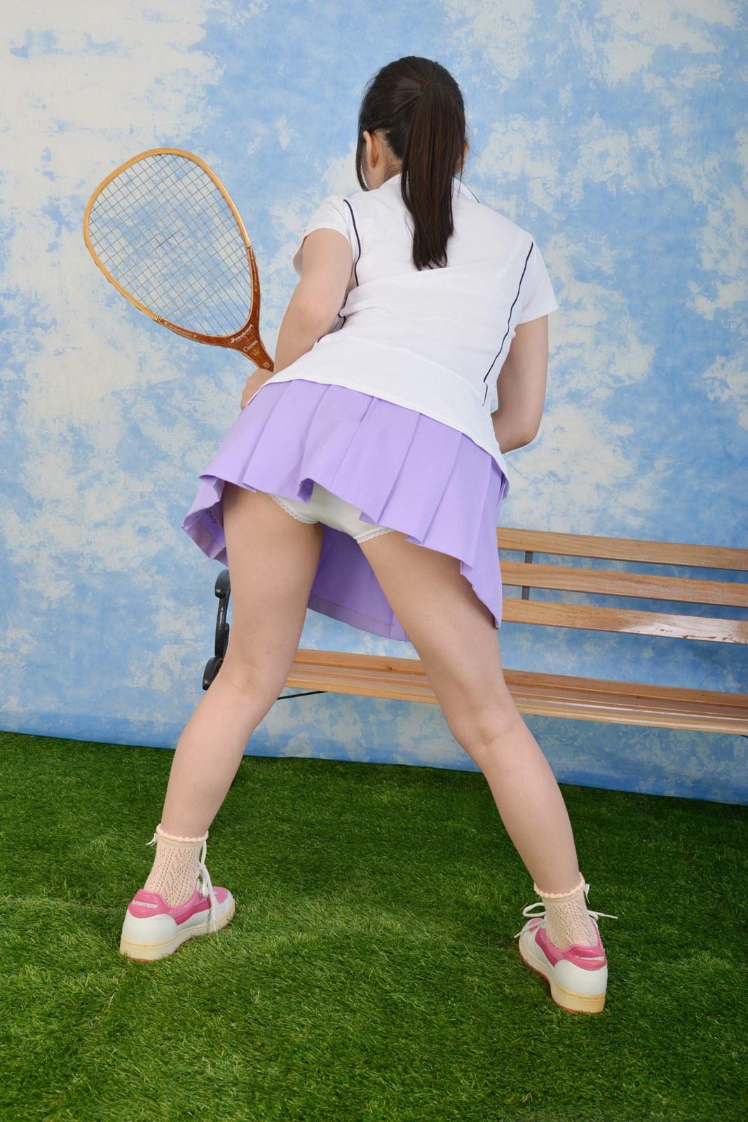 三次元 3次元 エロ画像 テニスウェア べっぴん娘通信 03