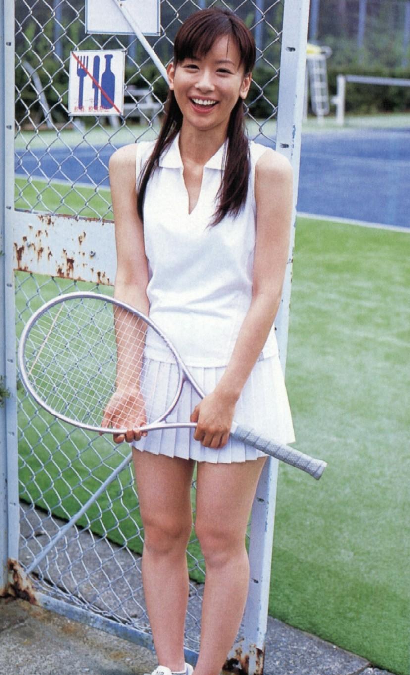 三次元 3次元 エロ画像 テニスウェア べっぴん娘通信 17
