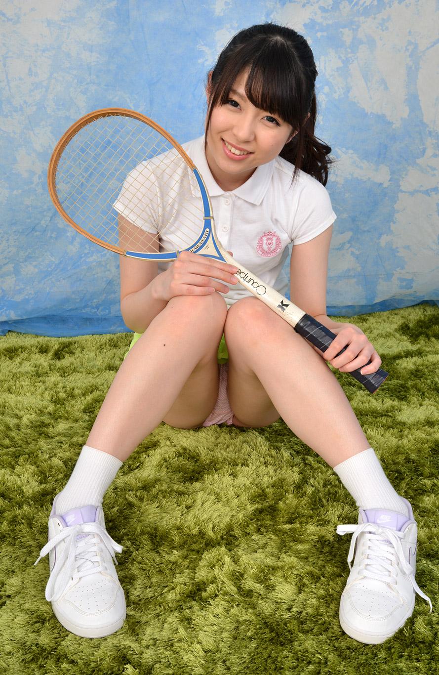 三次元 3次元 エロ画像 テニスウェア べっぴん娘通信 19