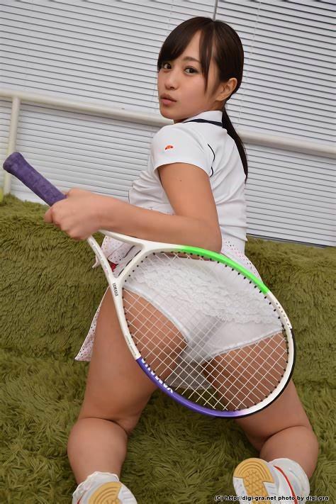三次元 3次元 エロ画像 テニスウェア べっぴん娘通信 22