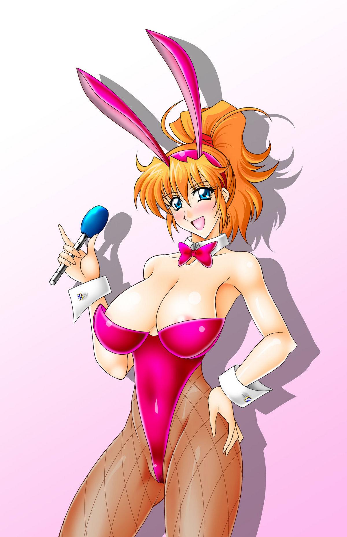 二次元 2次元 エロ画像 バニーガール コスプレ べっぴん娘通信 30