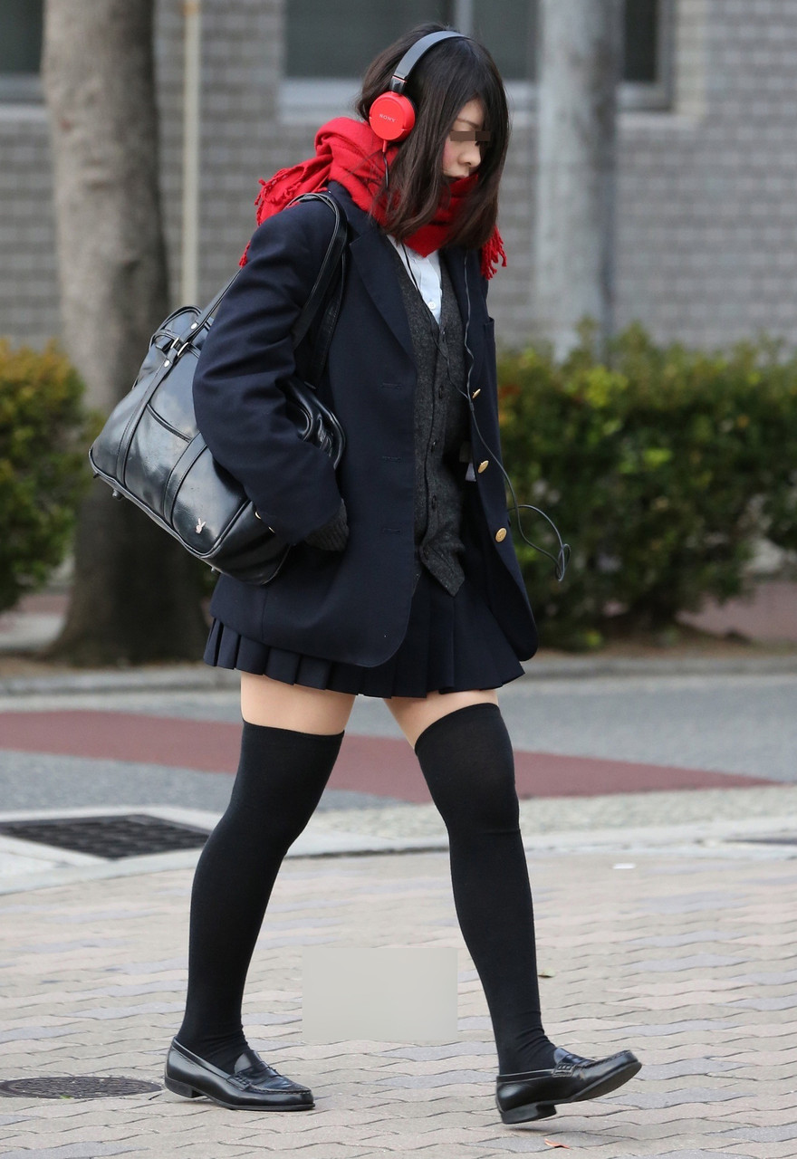 三次元 3次元 エロ画像 JK 女子校生 ニーソックス べっぴん娘通信 13