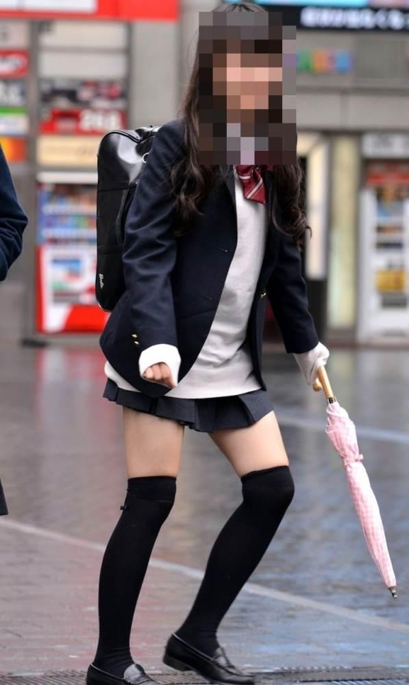 三次元 3次元 エロ画像 JK 女子校生 ニーソックス べっぴん娘通信 23