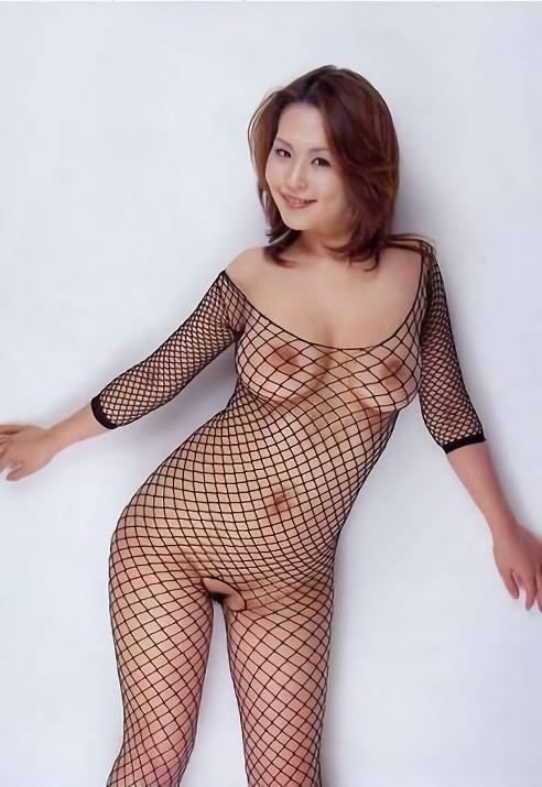 三次元 3次元 エロ画像 全身網タイツ べっぴん娘通信 09