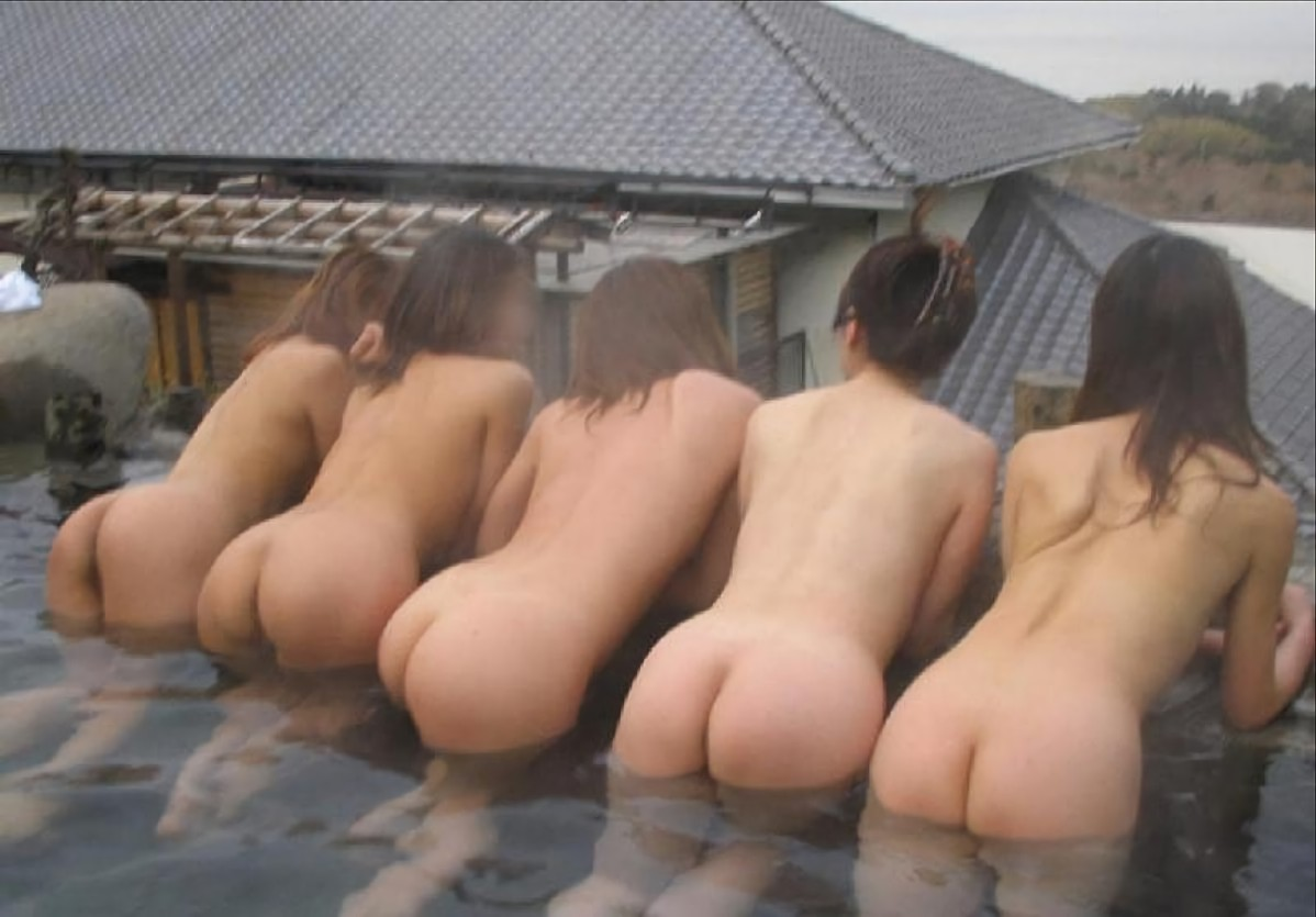 三次元 3次元 エロ画像 温泉 ヌード 複数女性 べっぴん娘通信 19