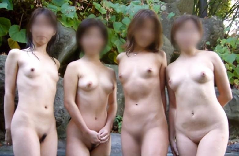 三次元 3次元 エロ画像 温泉 ヌード 複数女性 べっぴん娘通信 25