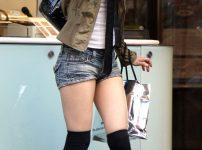 三次元 3次元 エロ画像 ホットパンツ 街撮り 素人 べっぴん娘通信 01