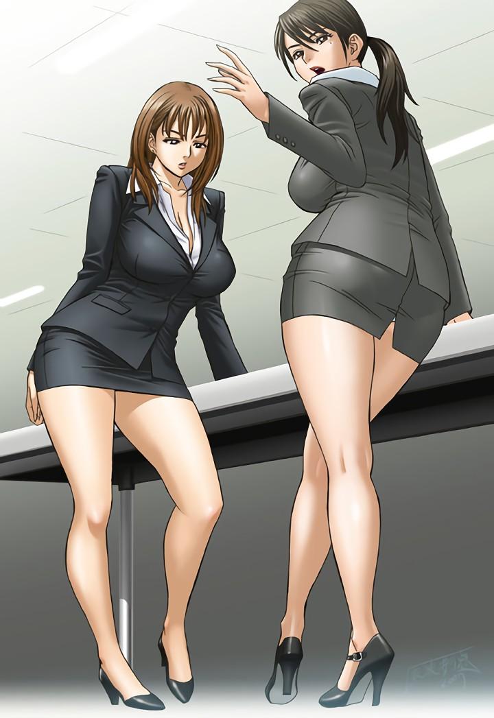 二次元 2次元 エロ画像 美尻 お尻 尻フェチ べっぴん娘通信 02