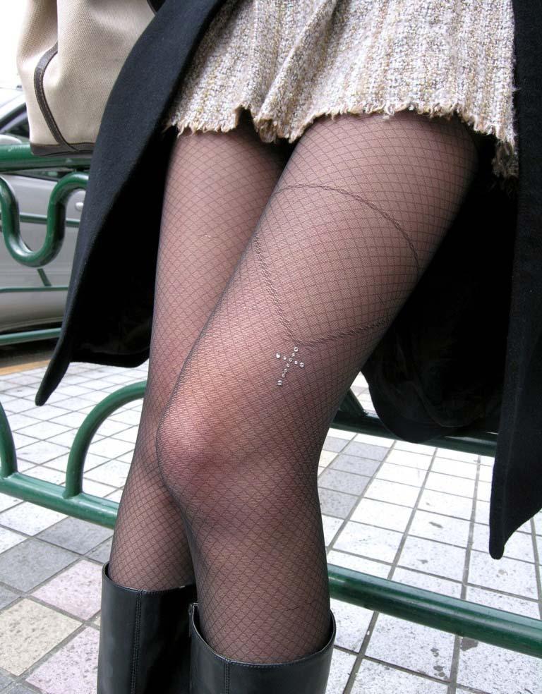 三次元 3次元 エロ画像 街撮り 素人 美脚 街角 べっぴん娘通信 17