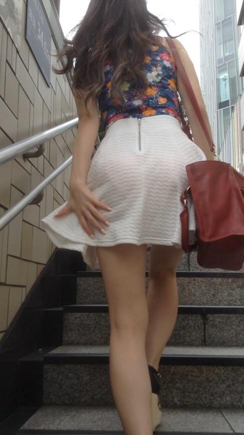 三次元 3次元 エロ画像 街撮り 素人 美脚 街角 べっぴん娘通信 20