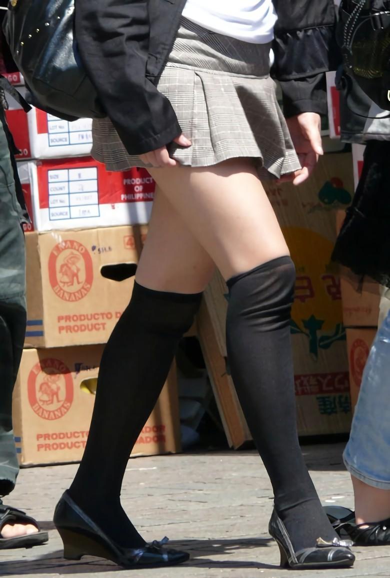 三次元 3次元 エロ画像 街撮り 素人 美脚 街角 べっぴん娘通信 29
