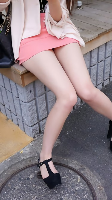 三次元 3次元 エロ画像 街撮り 素人 美脚 街角 べっぴん娘通信 35