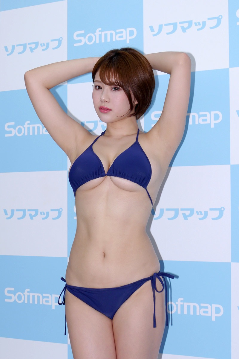 三次元 3次元 エロ画像 ビキニ 水着 ショートカット ショートヘアー べっぴん娘通信 09