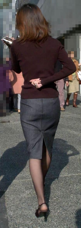 三次元 3次元 エロ画像 黒パンスト 街撮り 素人 美脚 べっぴん娘通信 26