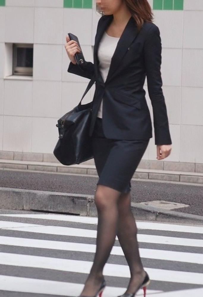 三次元 3次元 エロ画像 黒パンスト 街撮り 素人 美脚 べっぴん娘通信 36