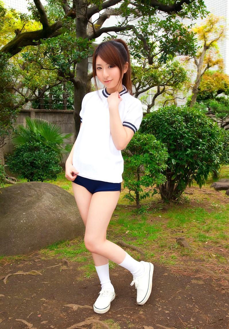 三次元 3次元 エロ画像 ブルマ 体操服 体育着 べっぴん娘通信 39