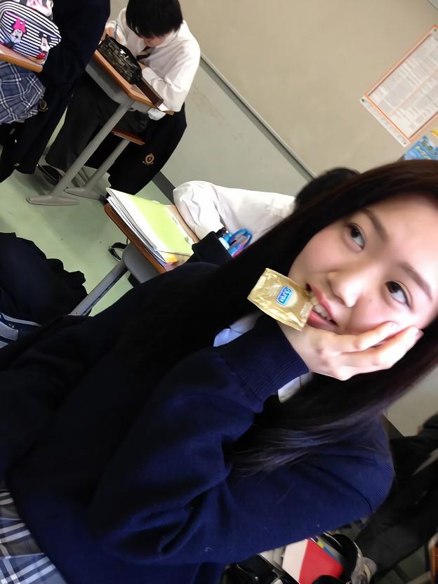 三次元 3次元 エロ画像 コンドーム べっぴん娘通信 20