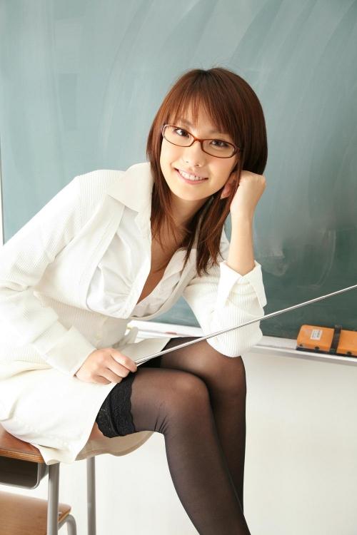 三次元 3次元 エロ画像 女教師 美人教師 べっぴん娘通信 17