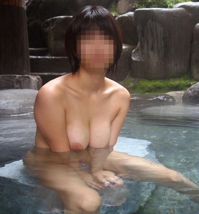 三次元 3次元 エロ画像 温泉 ヌード 風呂 べっぴん娘通信 04