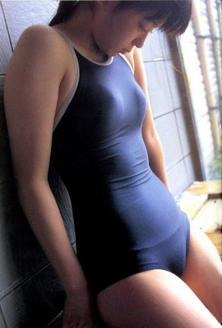 三次元 3次元 エロ画像  スクール水着 スク水 ずぶ濡れ べっぴん娘通信 33