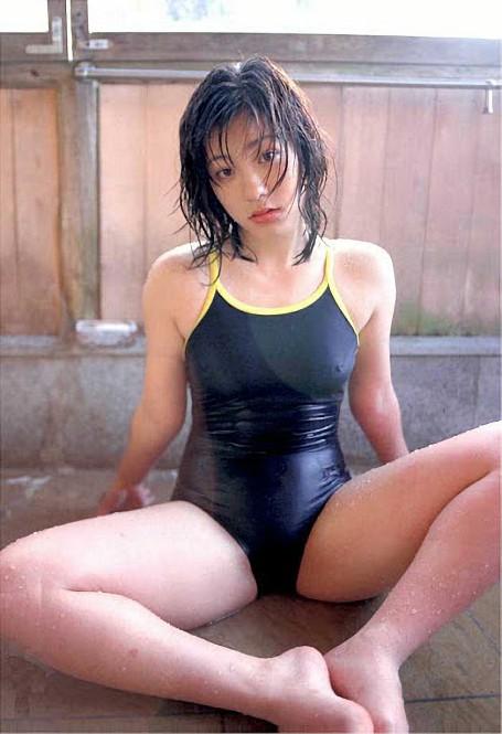 三次元 3次元 エロ画像  スクール水着 スク水 ずぶ濡れ べっぴん娘通信 34