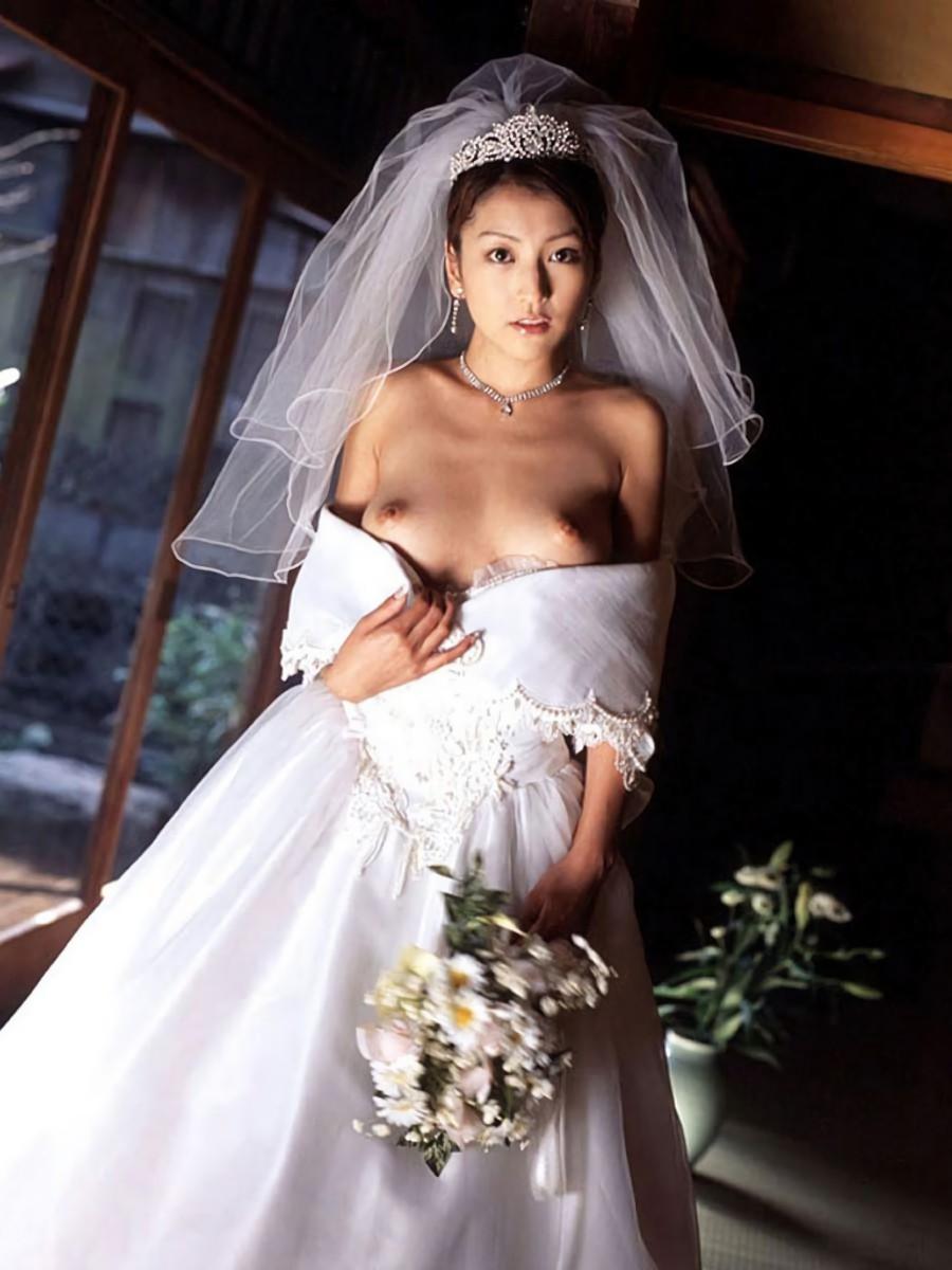 三次元 3次元 エロ画像 ウェディングドレス ヌード 花嫁 べっぴん娘通信 35