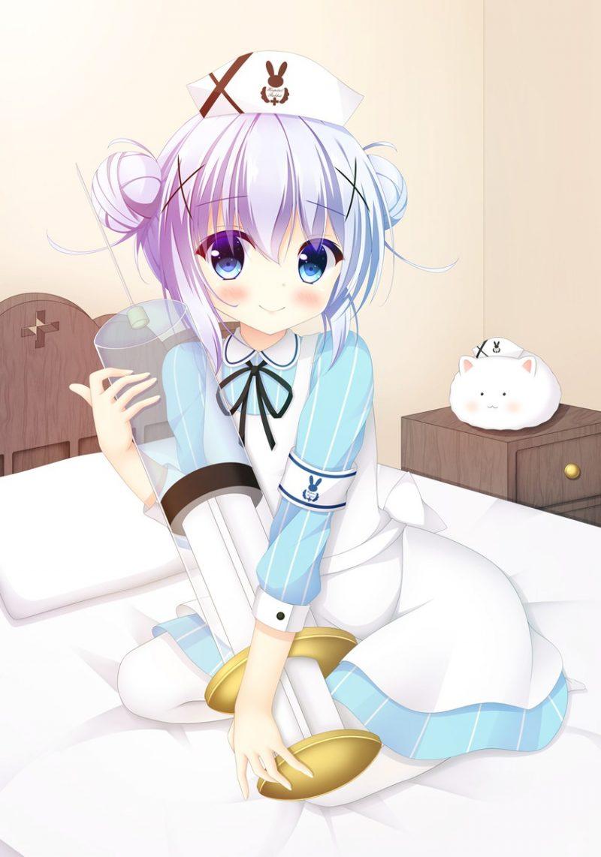 二次元 2次元 エロ画像 ナース 看護婦 白衣 制服 べっぴん娘通信 26