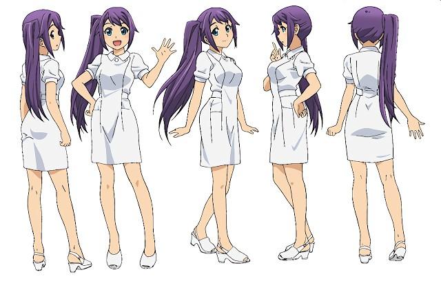 二次元 2次元 エロ画像 ナース 看護婦 白衣 制服 べっぴん娘通信 39