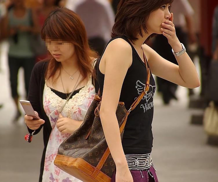 三次元 3次元 エロ画像 パイスラ 街撮り 街角 素人 べっぴん娘通信 15