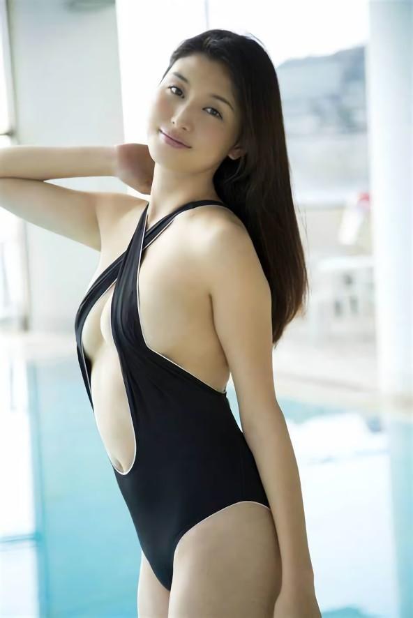 三次元 3次元 エロ画像 競泳水着 べっぴん娘通信 16