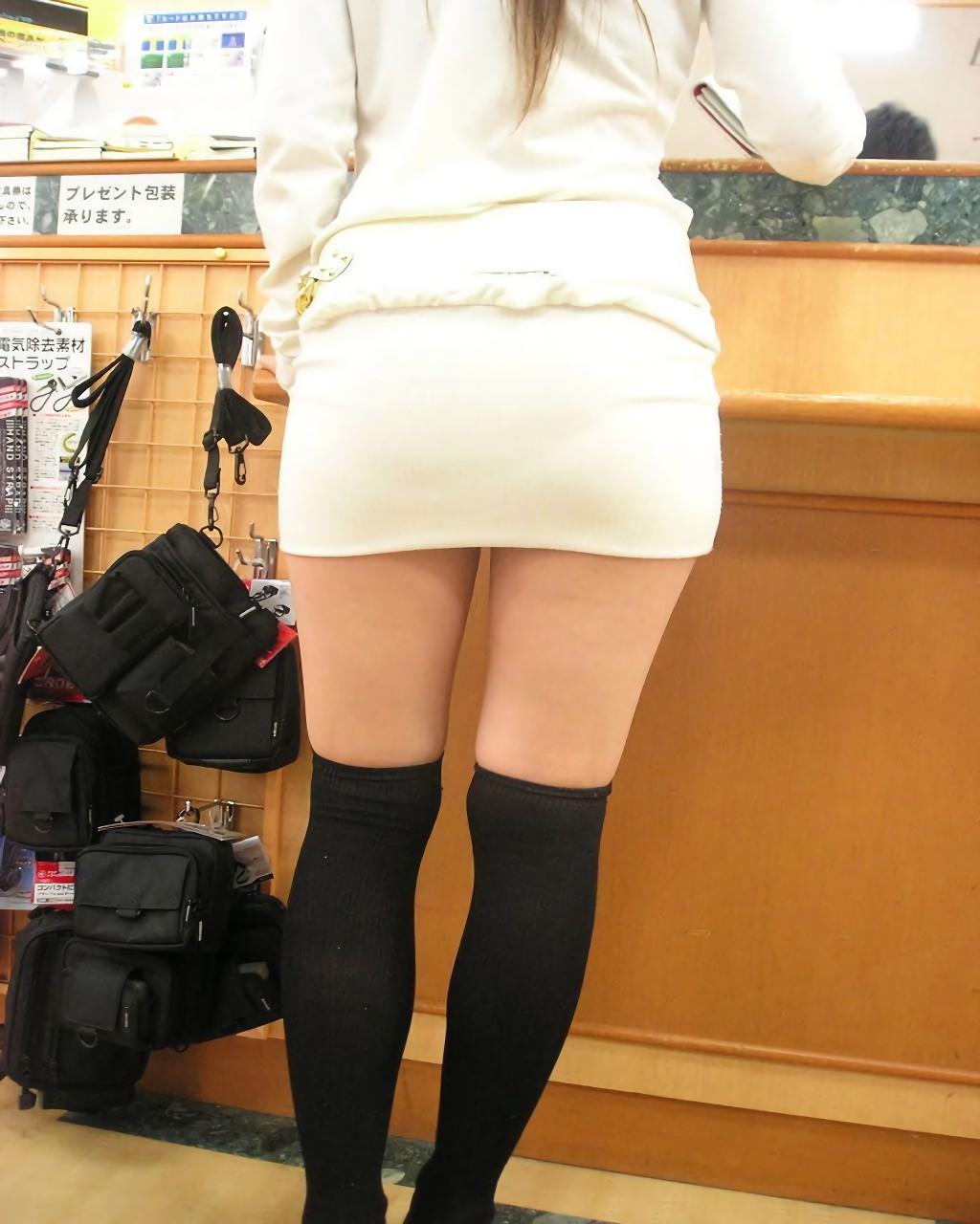 三次元 3次元 エロ画像 ミニスカート 美脚 べっぴん娘通信 15