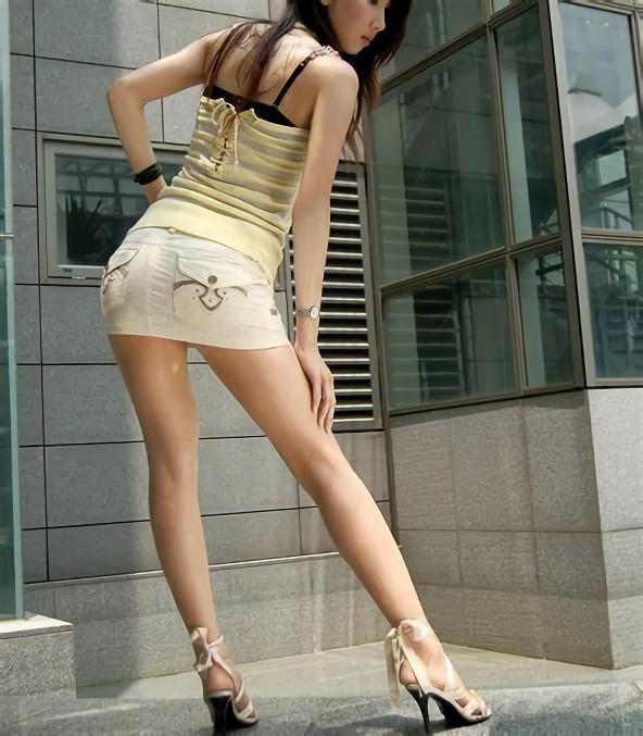 三次元 3次元 エロ画像 ミニスカート 美脚 べっぴん娘通信 35