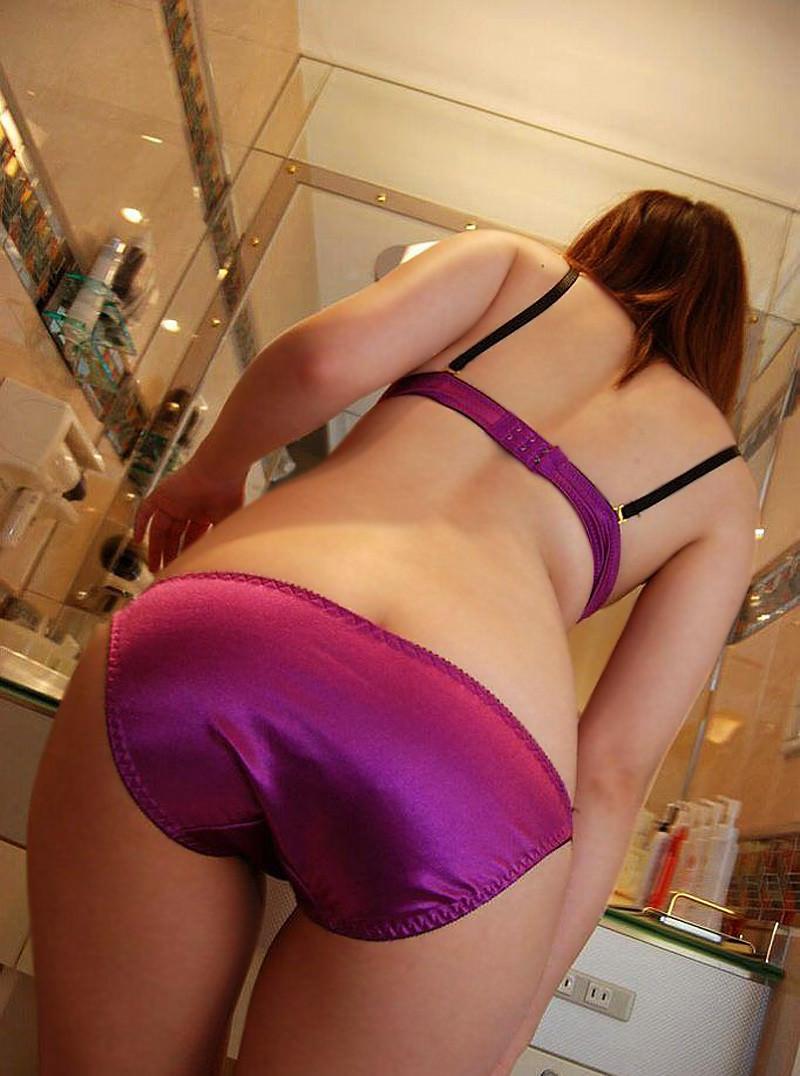三次元 3次元 エロ画像 ランジェリー 紫 下着 べっぴん娘通信 24