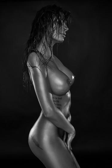 三次元 3次元 エロ画像 濡れ髪 ヌード べっぴん娘通信 25