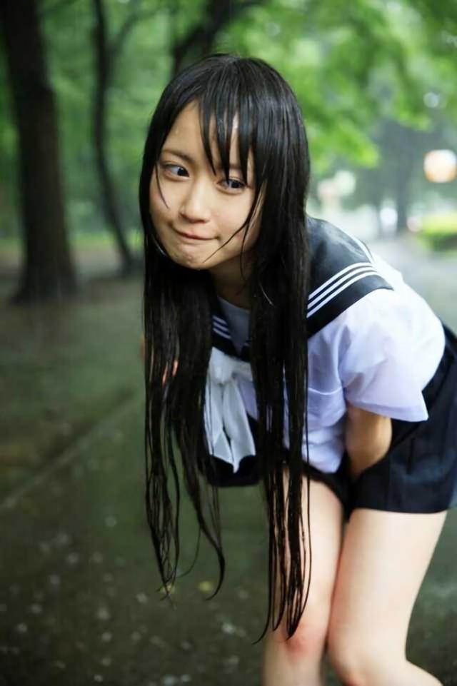 三次元 3次元 エロ画像 濡れ髪 ヌード べっぴん娘通信 32