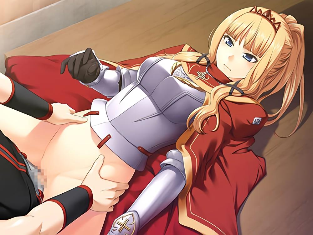 二次元 2次元 エロ画像 女騎士 女戦士 べっぴん娘通信 08