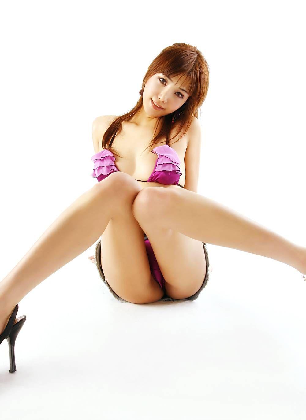 三次元 3次元 エロ画像 M字開脚 ビキニ 水着 べっぴん娘通信 26