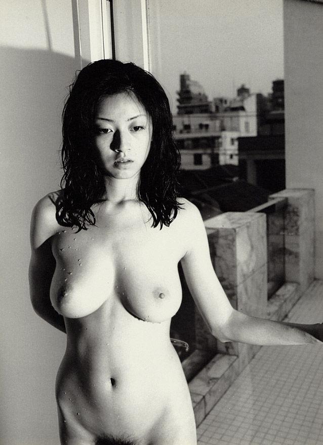 三次元 3次元 エロ画像 白黒 モノクロ ヌード べっぴん娘通信 12