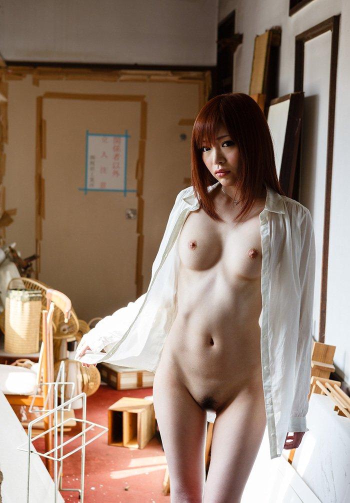 三次元 3次元 エロ画像 廃墟 美女 ヌード べっぴん娘通信 31