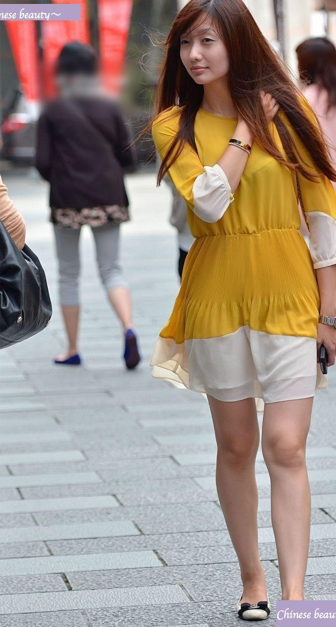三次元 3次元 エロ画像 ワンピース 街撮り 素人 街角 べっぴん娘通信 25