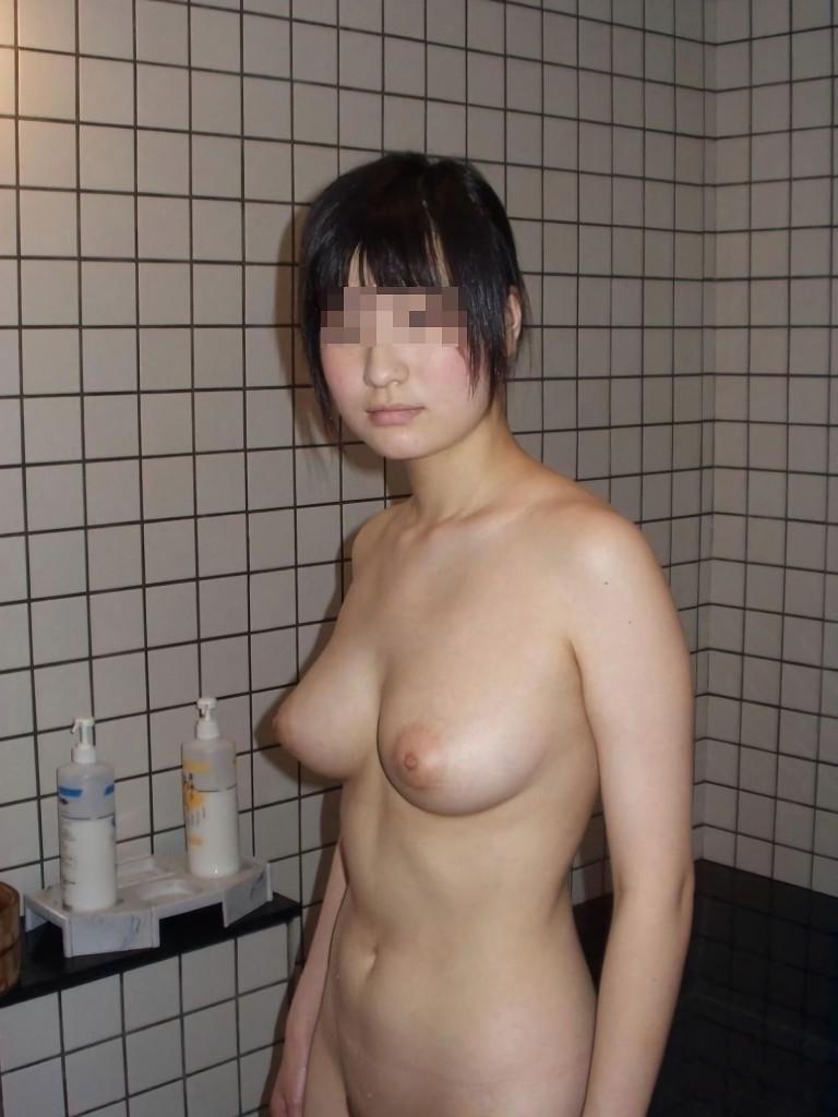 三次元 3次元 エロ画像 温泉 風呂 素人 ヌード べっぴん娘通信 29
