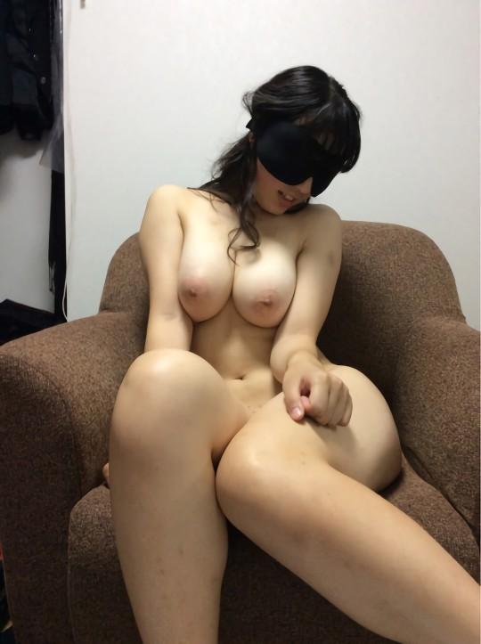 三次元 3次元 エロ画像 目隠し 調教 SM ヌード べっぴん娘通信 35